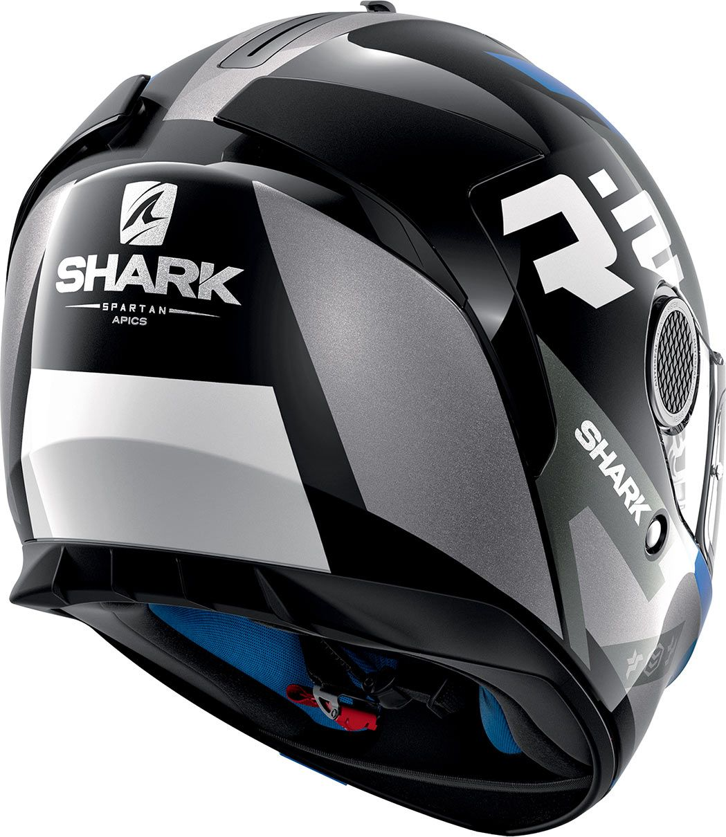 shark spartan l 39 int gral touring r invent casques deux roues bikes helmets pinterest. Black Bedroom Furniture Sets. Home Design Ideas