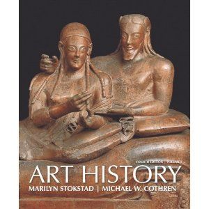 Art History Textbook Vol 1 4th Edition