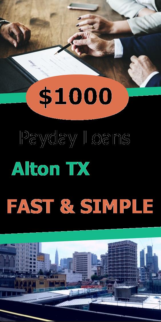 Payday Loans Alton AL