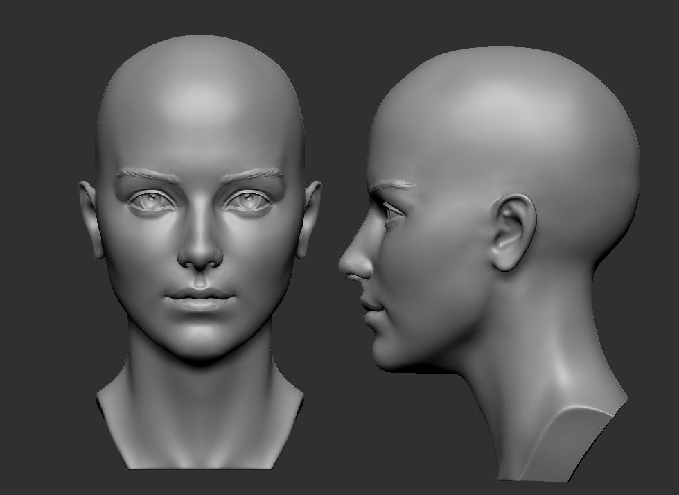Building highly realistic facial modeling and — photo 8