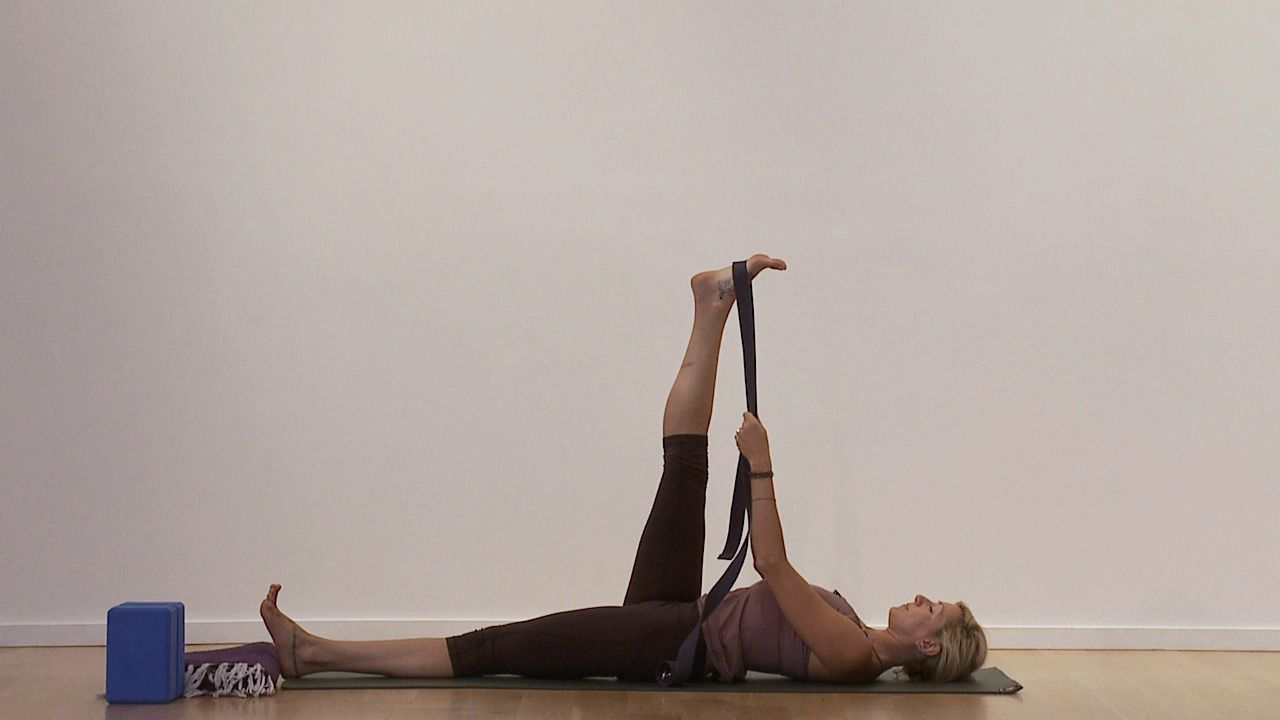 Yoga for Tight Hamstrings | YogaGlo