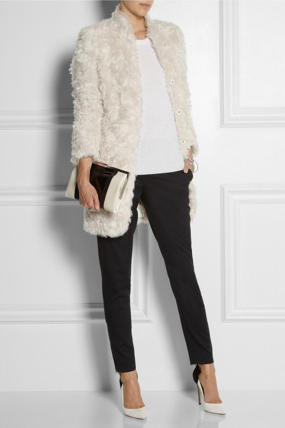 le manteau d hiver oversize pour femme 10 mod les. Black Bedroom Furniture Sets. Home Design Ideas
