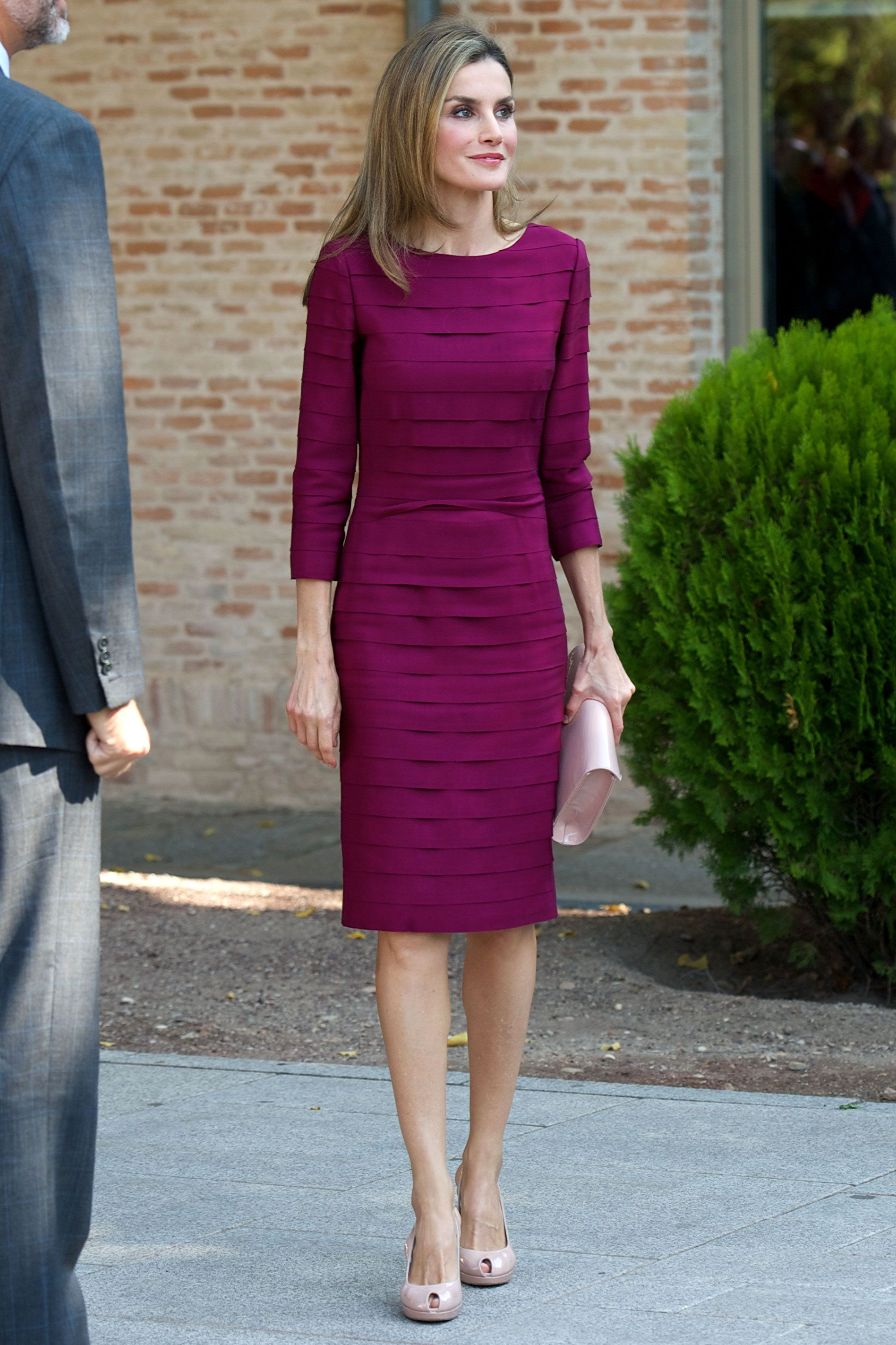 Queen Letizia of Spain\'s Top Style Moments   Celebrity red carpet ...