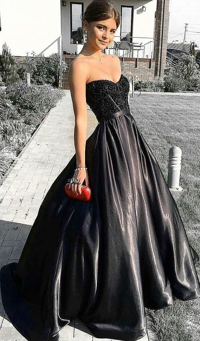 Sweetheart beads royal blue long prom dress from modsele long prom