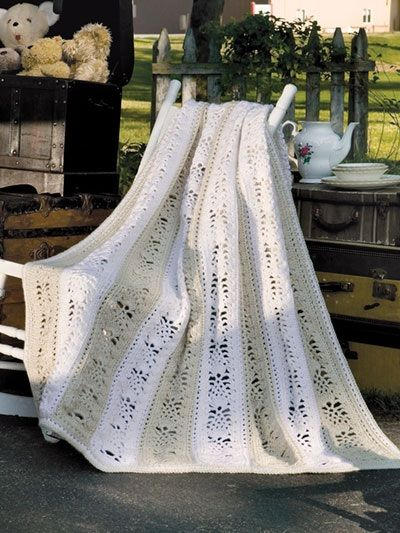 Crochet Beautiful Afghan Patterns Featured In The 2019 Crochet