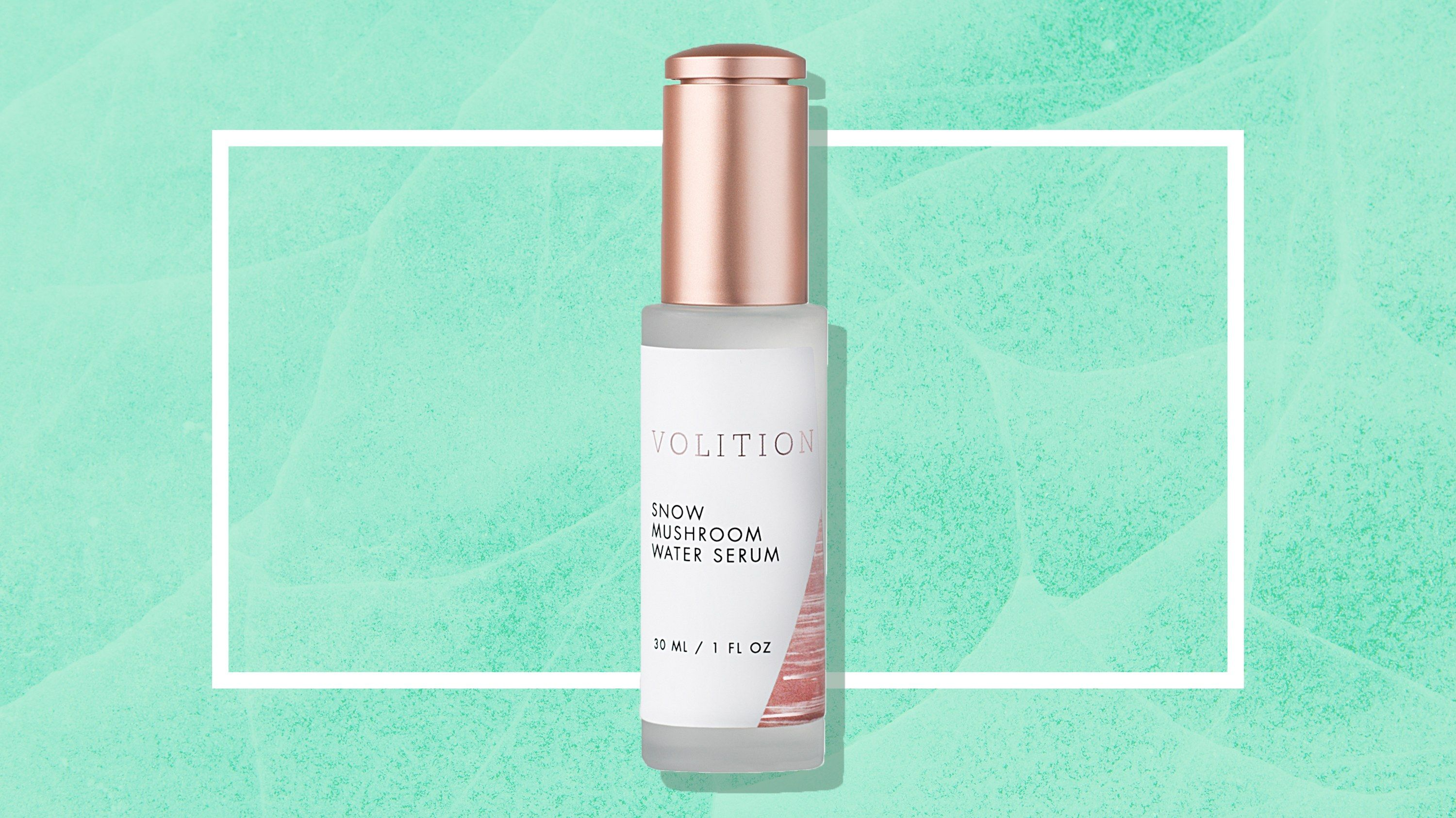 Volition Beauty Just Dropped a BrandNew Serum With