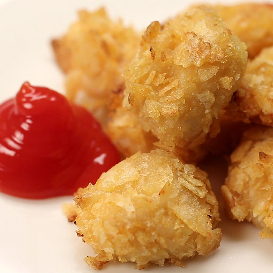 Photo of Crisp-Coated Chicken Nuggets