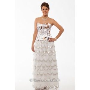 4ebf9370eb 9059-Top and White and Silver Scalloped Lace Skirt Top can be changed to  other top options (see Separates) Sizes 2-30 Skirt available only in  White Silver.