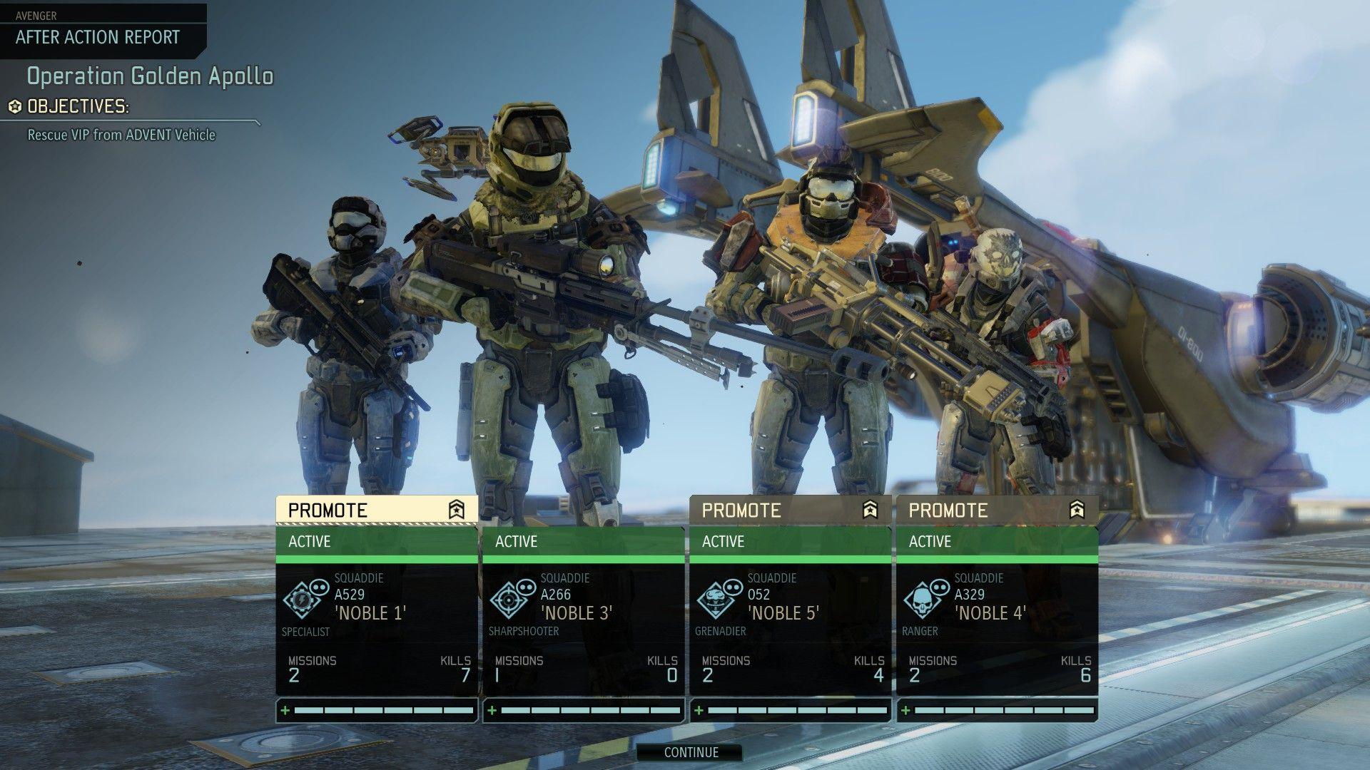 MS won't remaster Halo Reach but XCOM 2 modders definitely