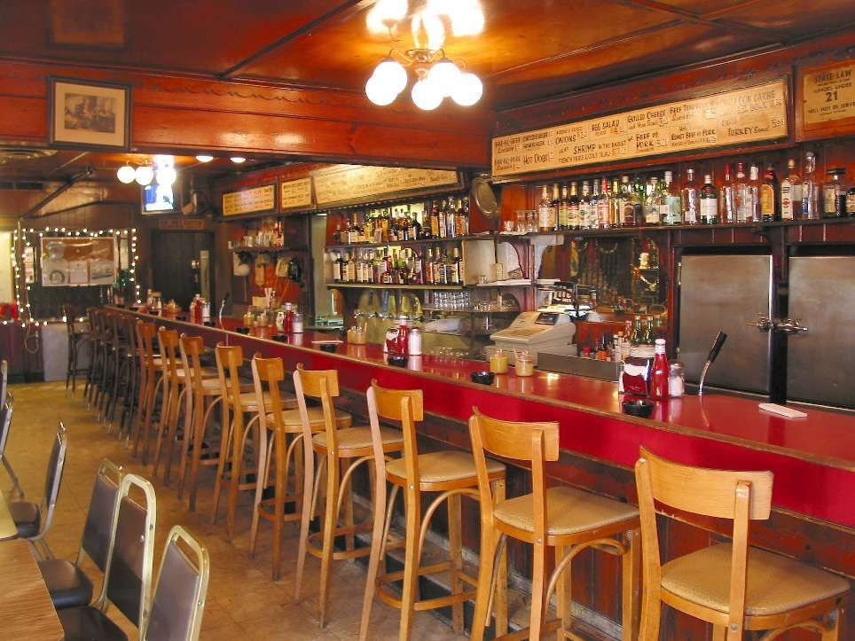 Rutt s hut clifton nj restaurant interior design new
