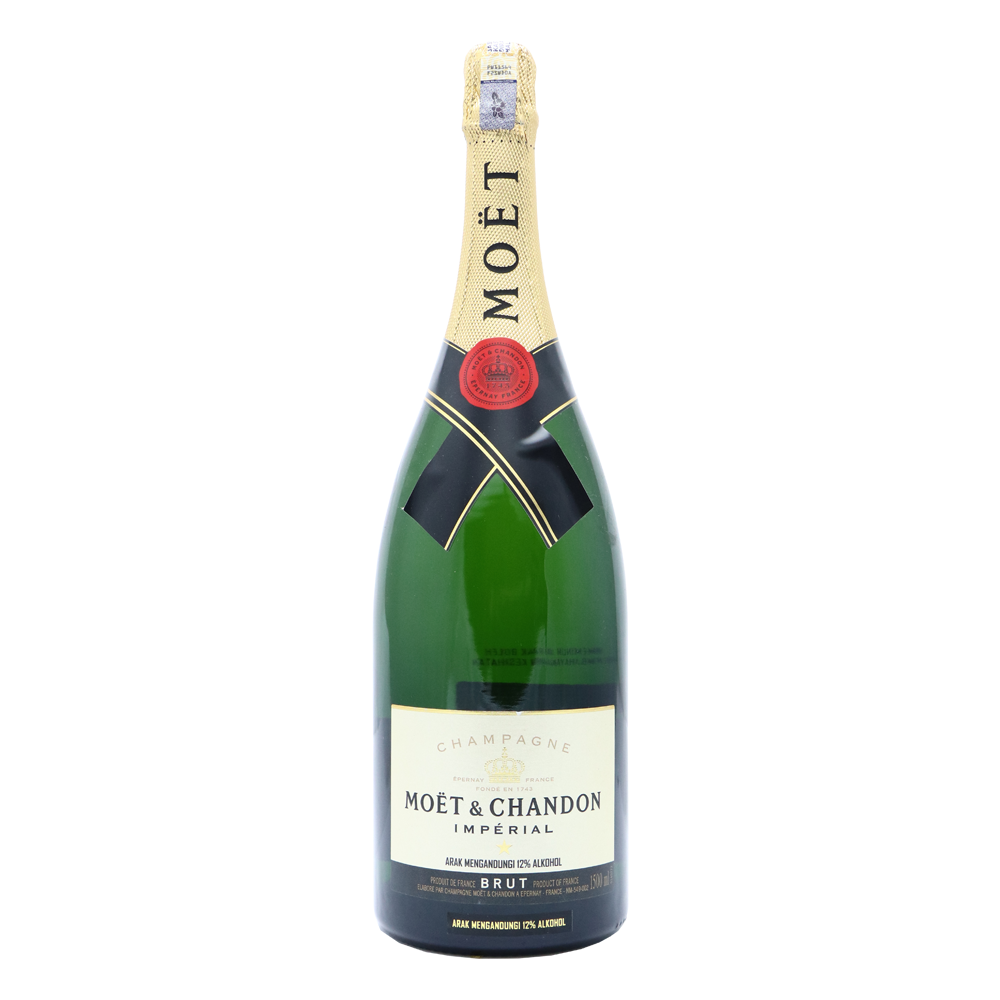 MOET & CHANDON Brut Imperial 1.5L. Fast and Secure