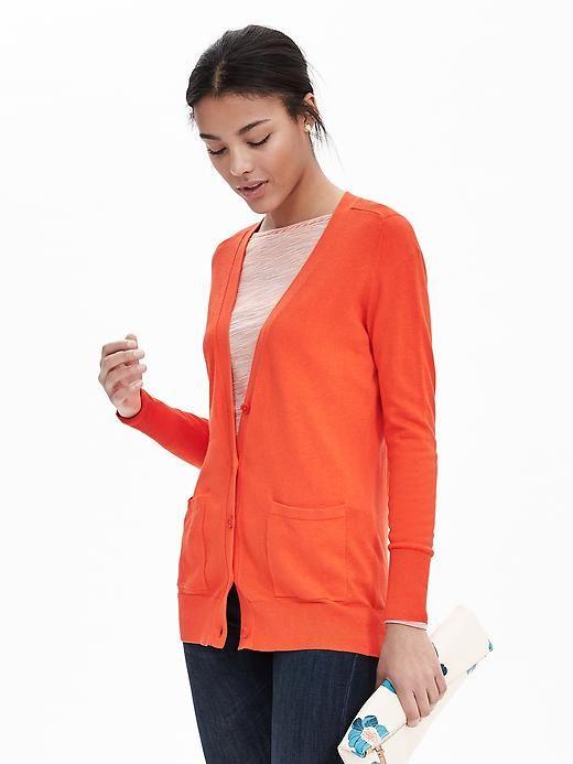 Extra-Fine Merino Wool Boyfriend Sweater Cardigan | My Style ...