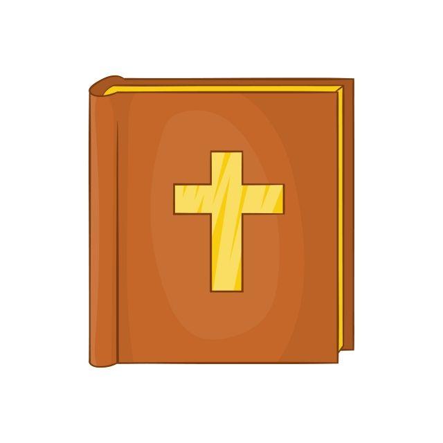 Gambar Ikon Bible Dalam Gaya Kartun Alkitab Grafik Ikon Gaya Ikon Kartun Png Dan Vektor Untuk Muat Turun Percuma Ikon Kartun Ikon Kartun