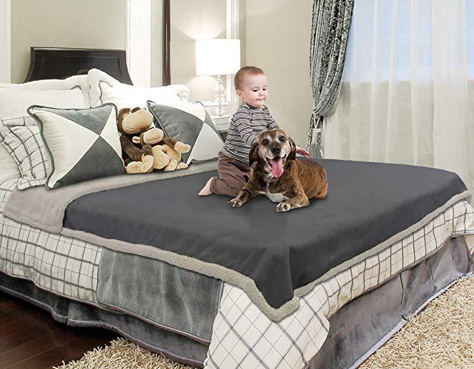 Amazon Com Catalonia Waterproof Blanket Pee Proof Couch Sofa Bed