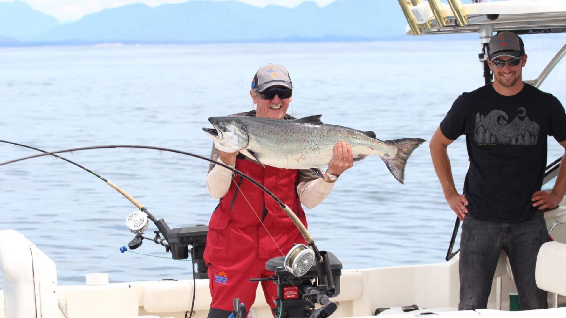 Tofino Fish Guides Tofino's Premier Sportfishing