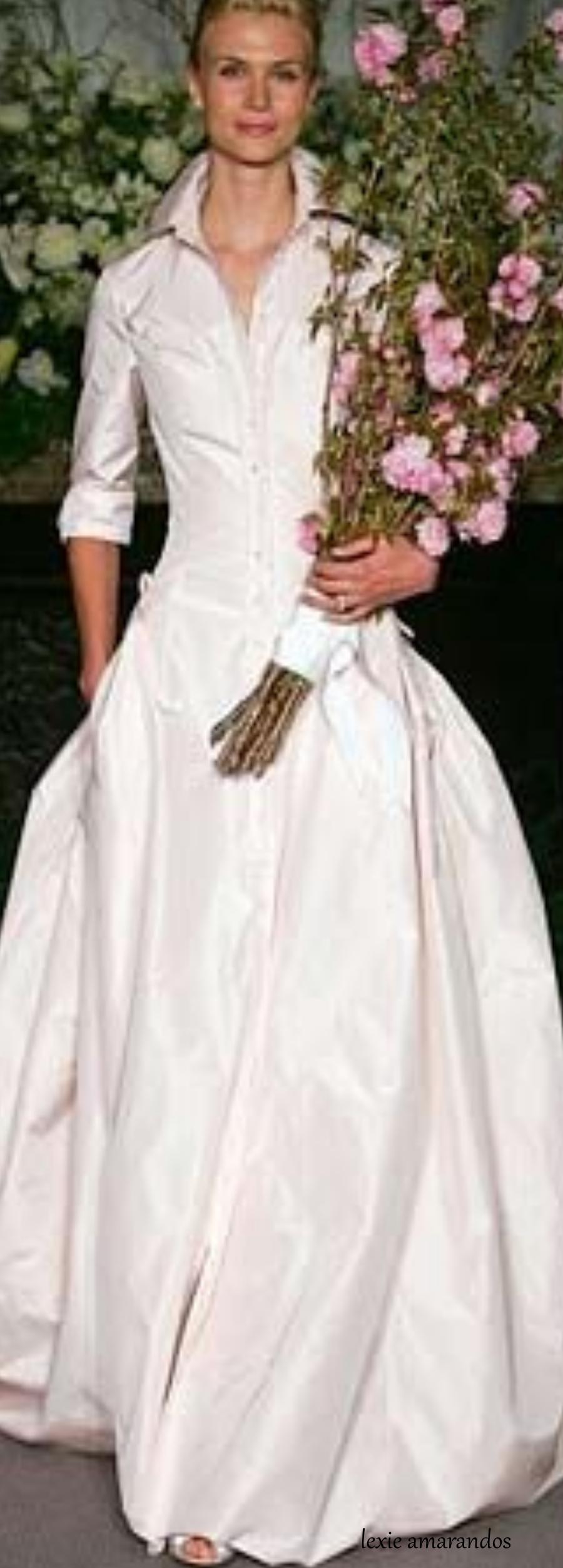 Carolina Herrera Shirt Dress