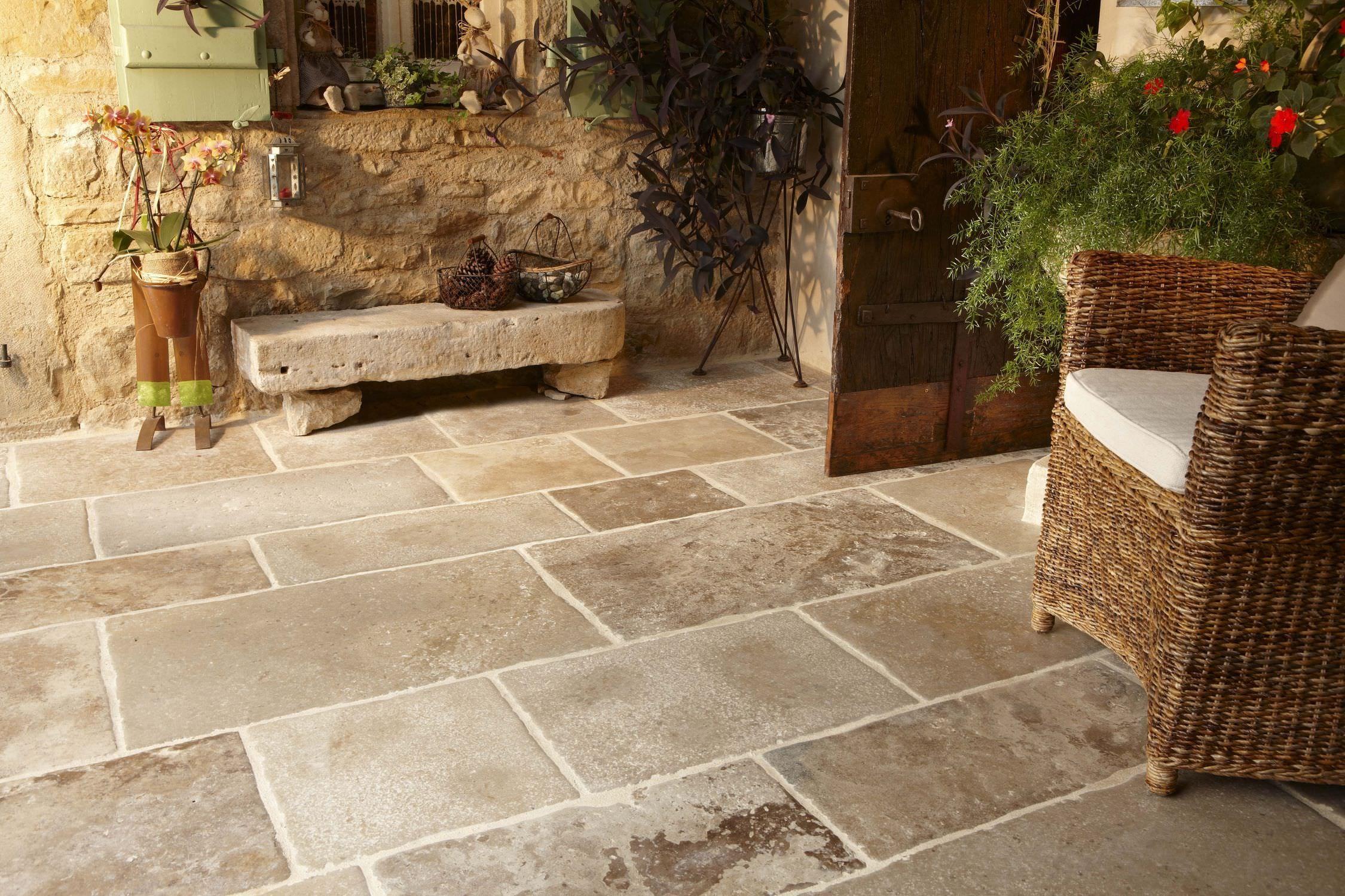 Natural Stone Floor Ideas Natural Stone Flooring Stone Flooring