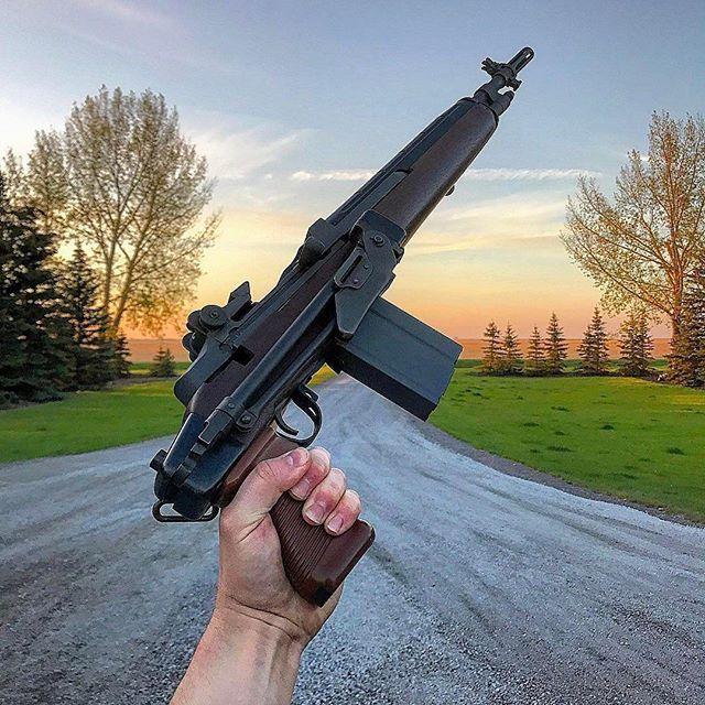 M305 rifle parts