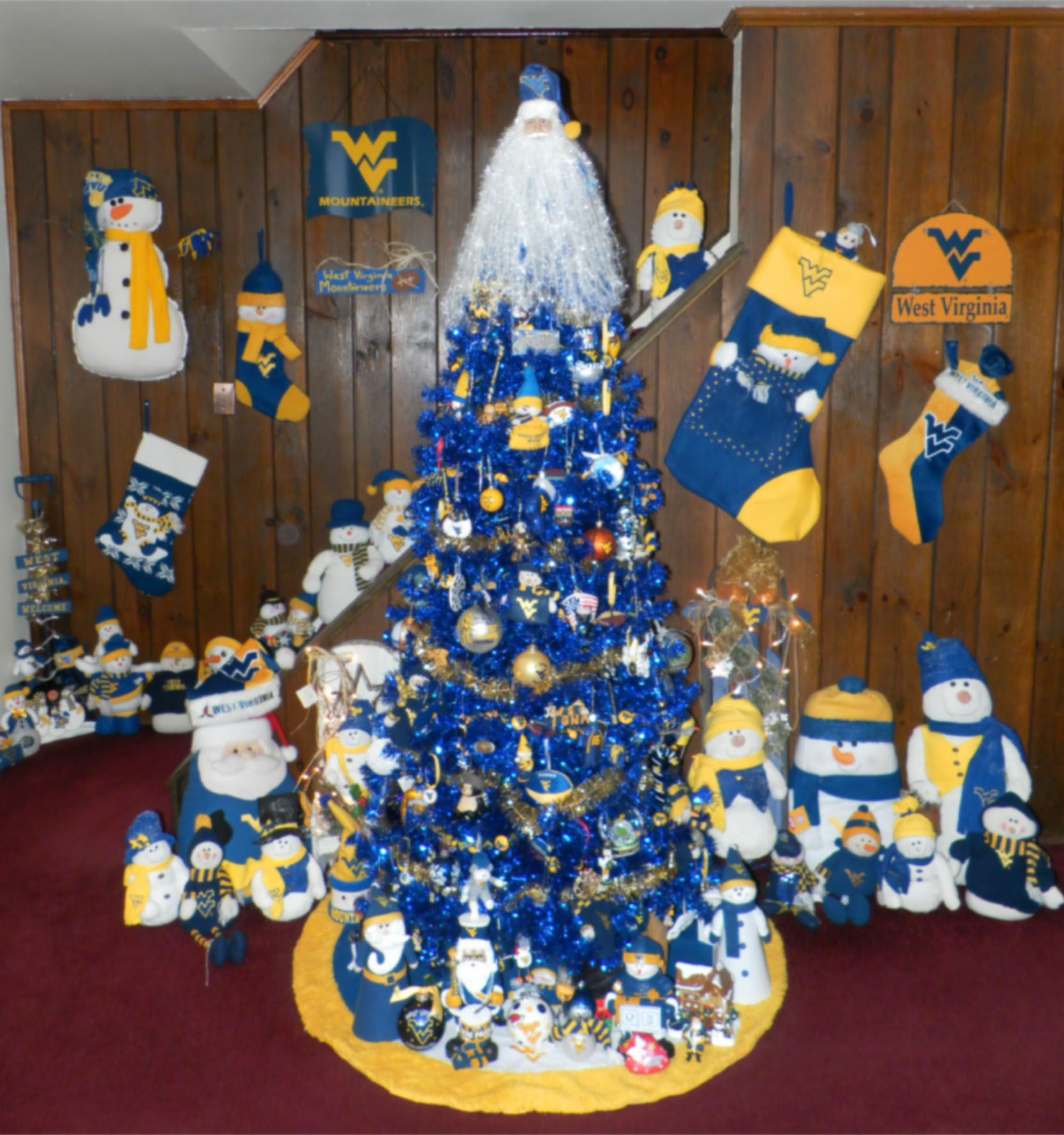 Marvelous Cub Scout Christmas Party Ideas Part - 2: This Would Work For Cub Scout Decorations Too! :