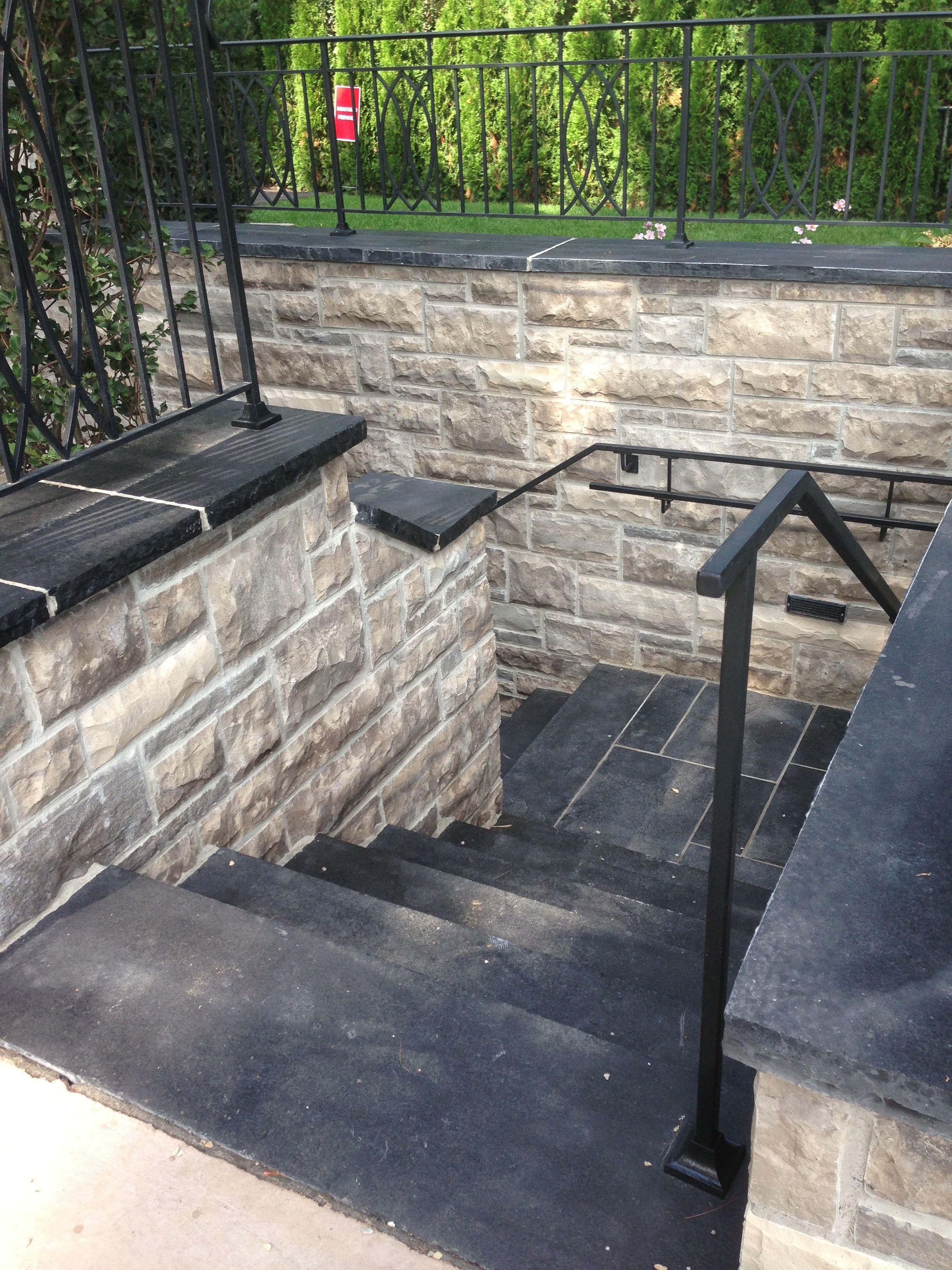 Grand Walkout Basement Basement Entrance Basement Steps Walkout Basement