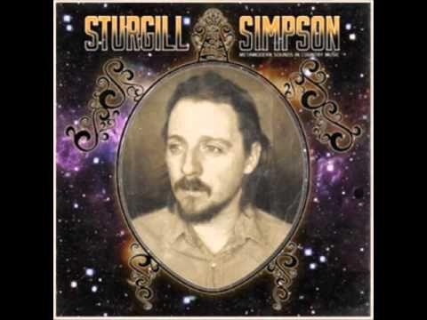 "Sturgill Simpson - ""living the dream"""