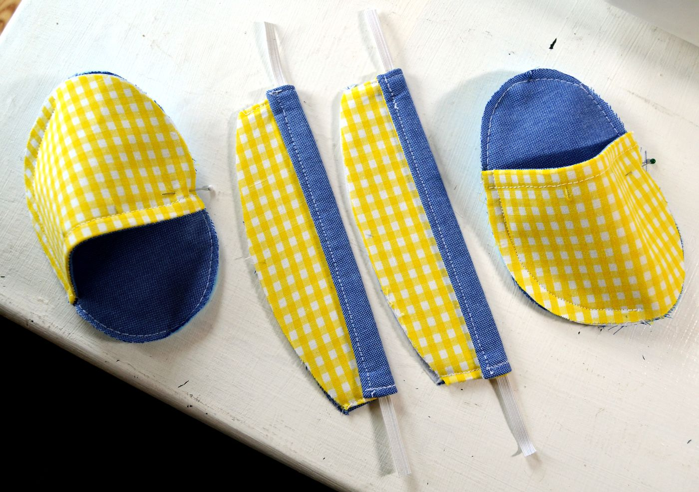 pattern for making apron out of bib overalls - Google Search