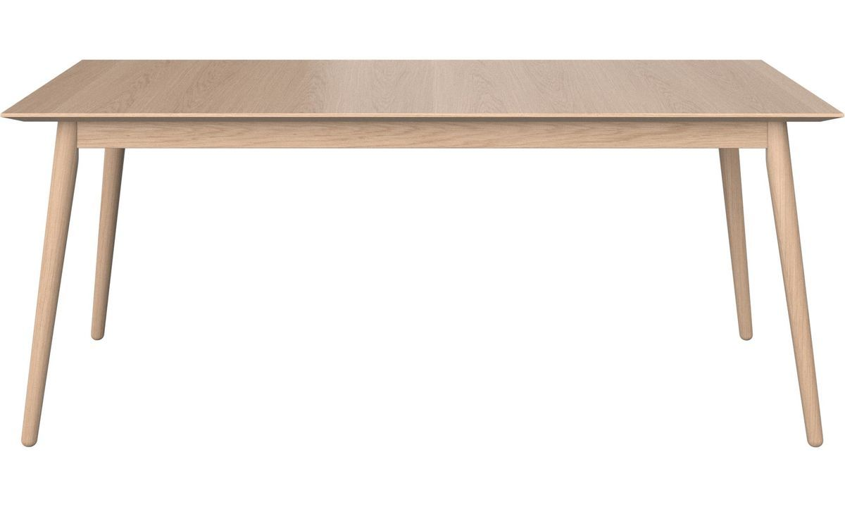 Milano Table Available In Different Sizes And Colors As Shown Oak Veneer Oak H29 Xw36 Xl72 Milano T043 Dining Table Extendable Dining Table Boconcept