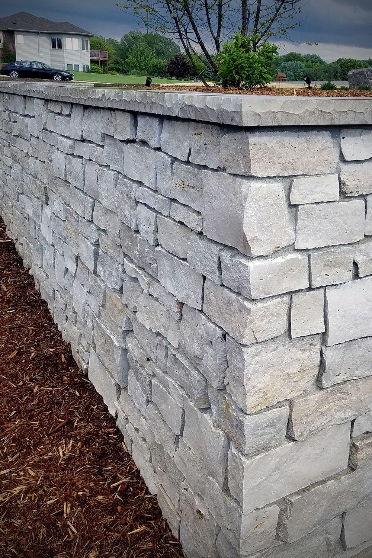 Thin Brick Veneer Stone Natural Thin Stone: Fond Du Lac Country Squire Cut Veneer Stone Home