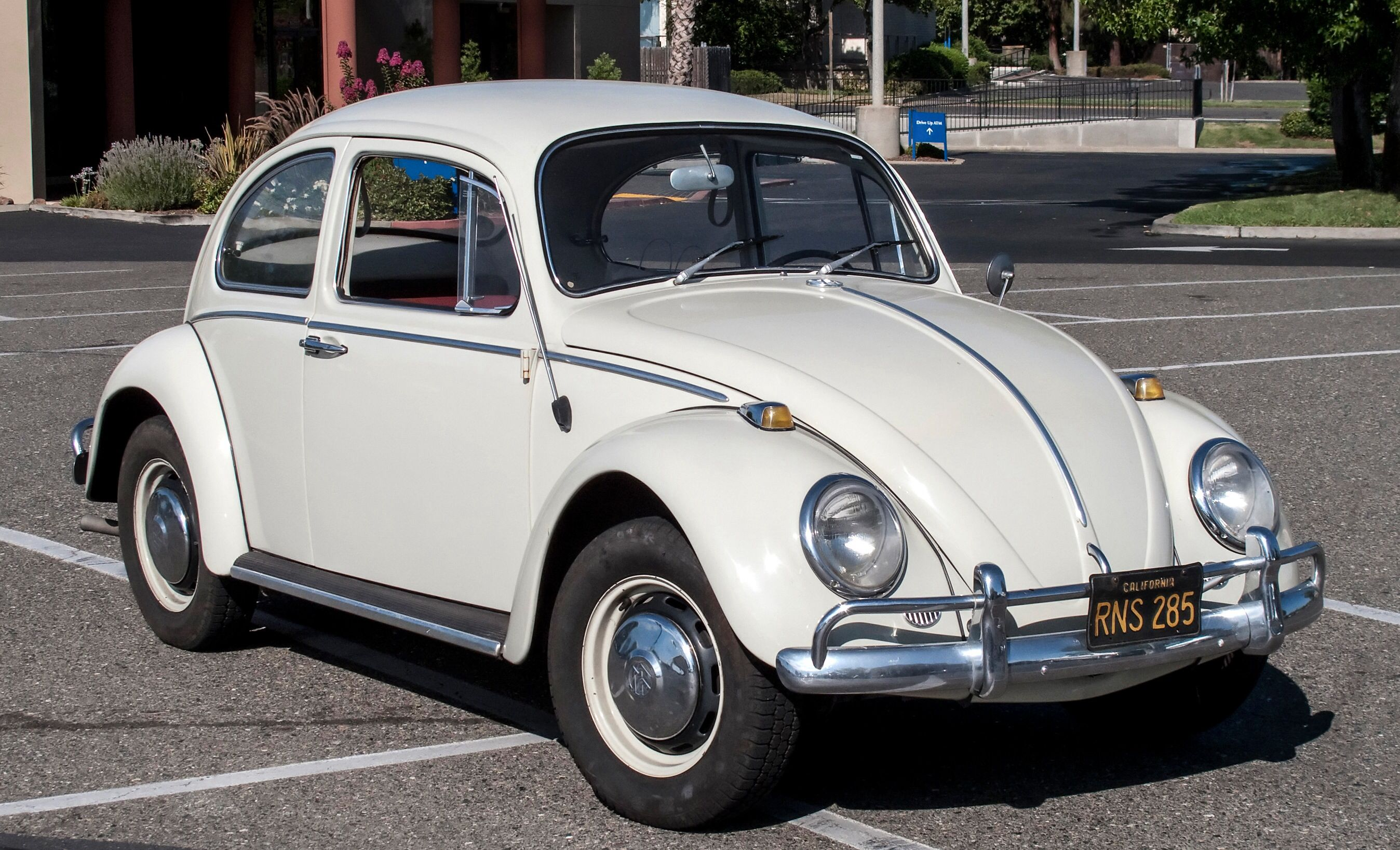 In The Early 70s My Older Brother Had A Volkswagen Beetle