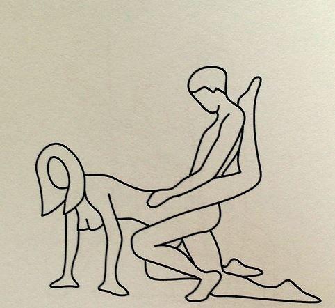 Heimlich sex position
