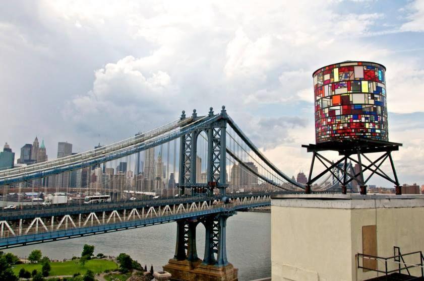 #newyork WaterTower