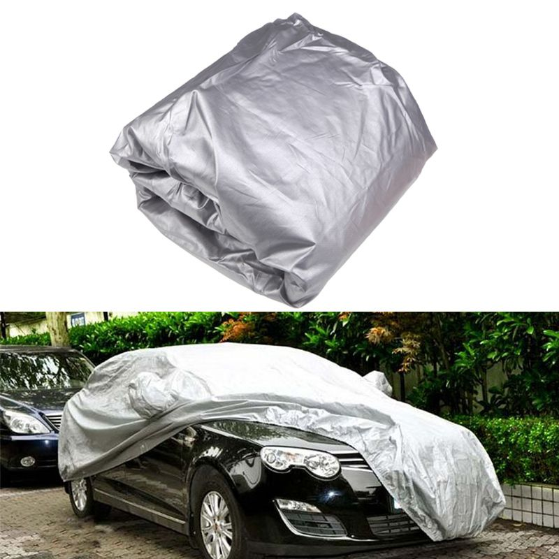 Waterproof Full Car Covers Outdoor Sun Protection Cover For Car