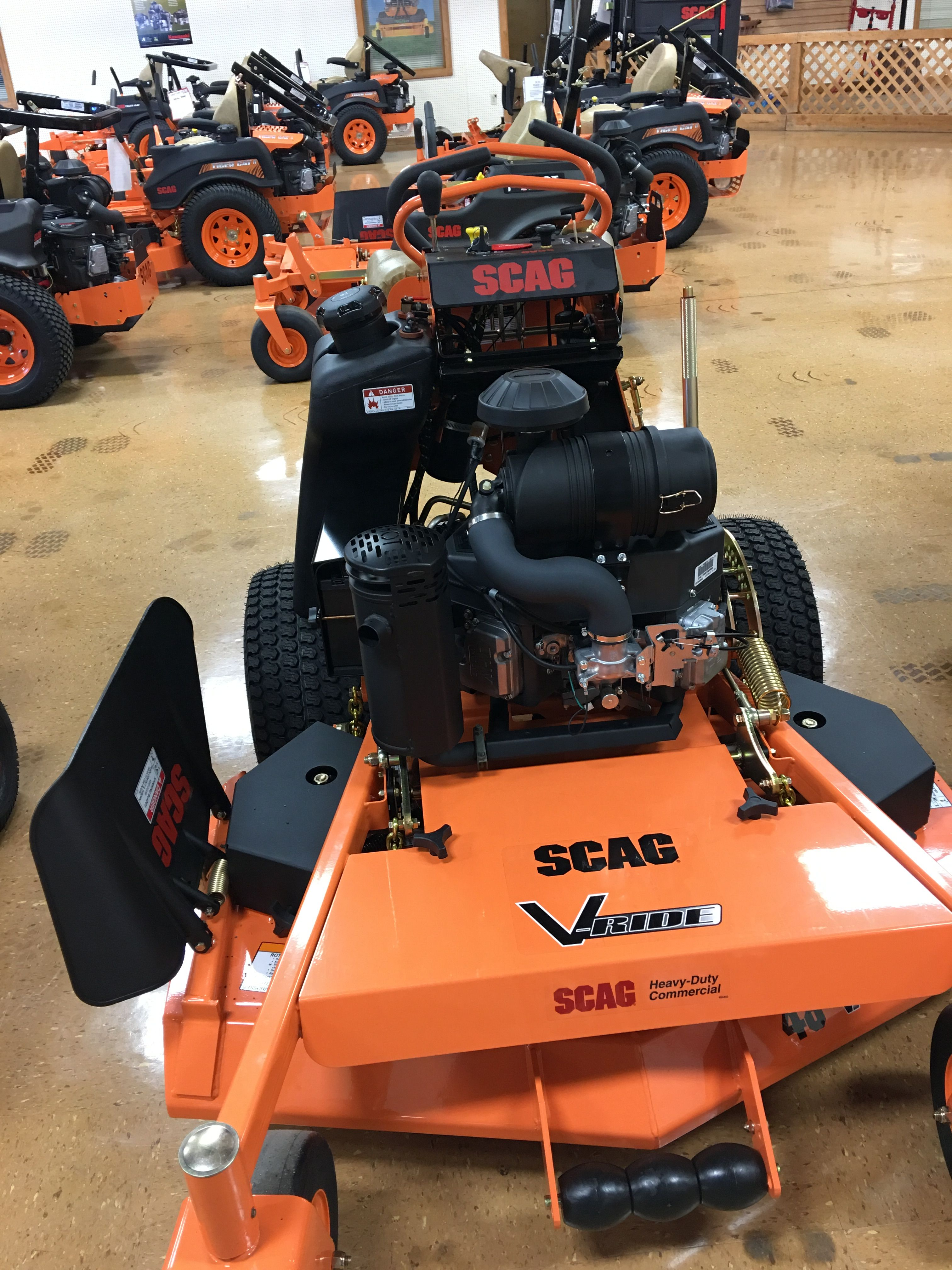 Looking For New Mower For Brooks Lawn Service Scagmower