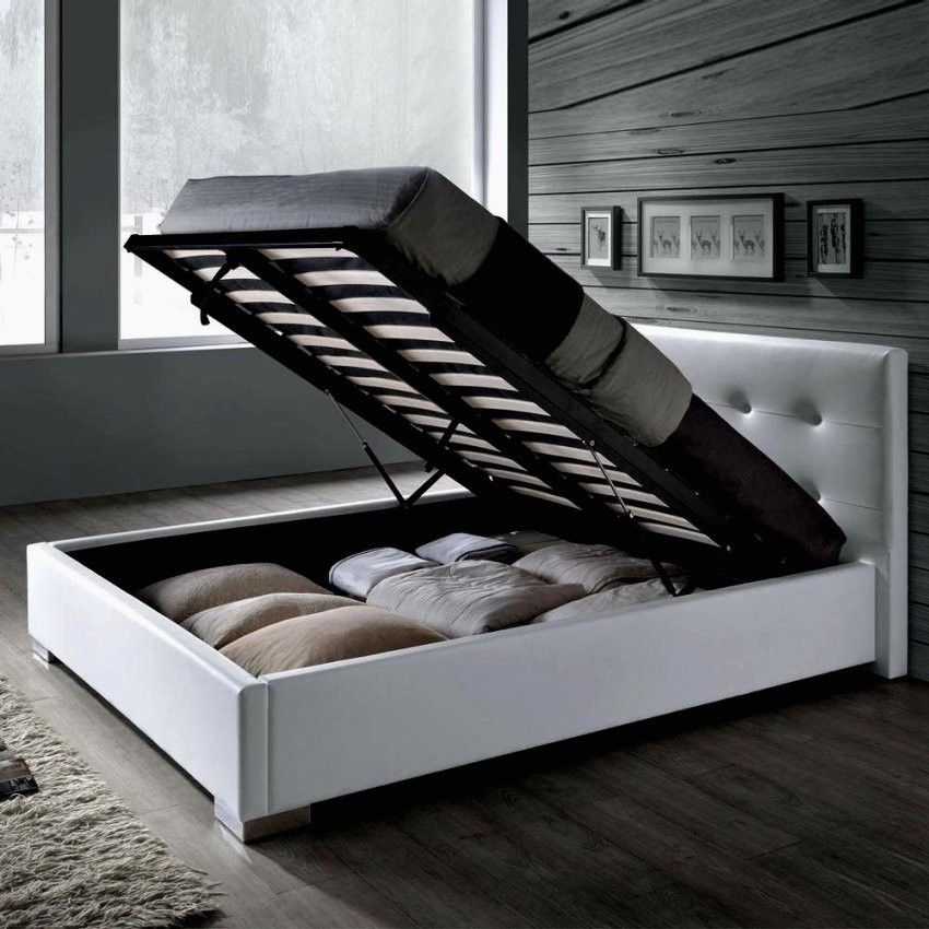 Dekmatras Ikea Ervaring Idee Ikea Betten 160x200 In 2020 Bett Mit Lattenrost Bett Mit Bettkasten Polsterbett