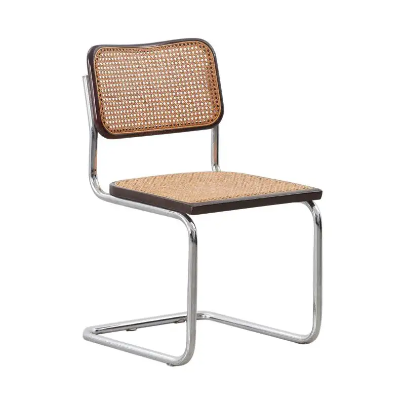 Marcel Breuer Attributed Cesca Chair, Italy, circa 1970s