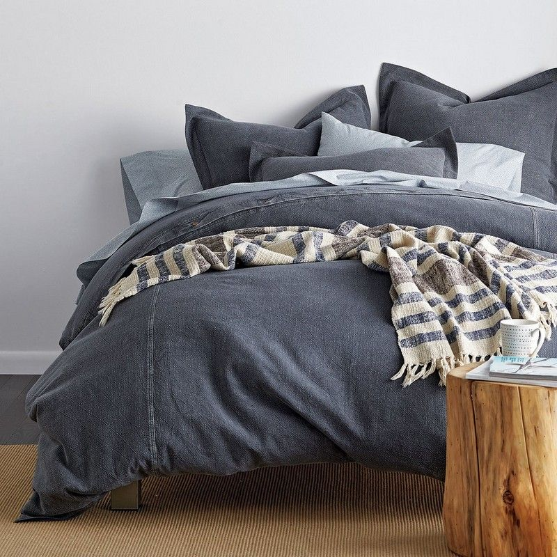 Weekender Duvet Cover Our Covers Have Corner Ties That Attach To Comforter Sold Separately Holding It Firmly In Place