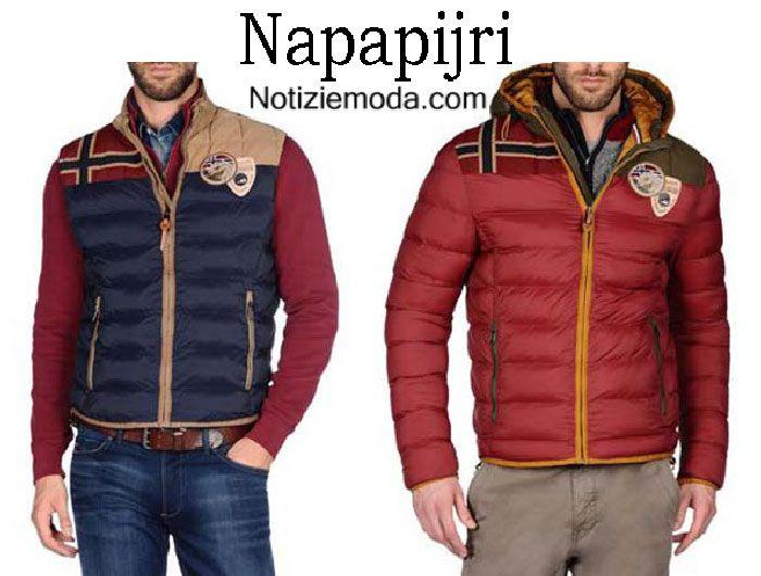 Piumini Napapijri autunno inverno 2016 2017 uomo Outfit All aperto 1fb70cc6e54