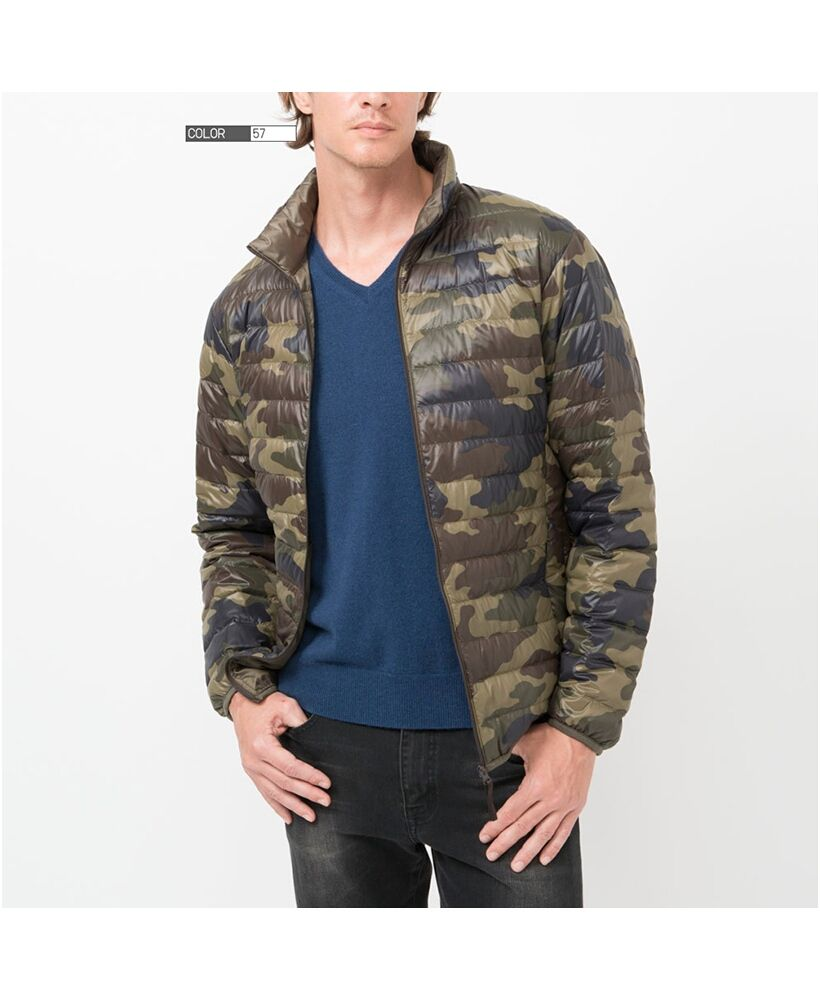 Men Ultra Light Down Jacket Print Uniqlo Mens Outfits Jackets Outfit Accessories [ 1000 x 820 Pixel ]