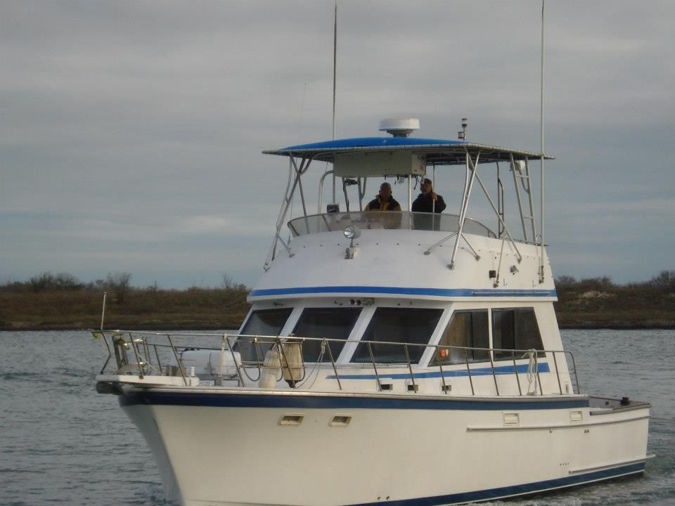 42 foot Jefferson cruiser
