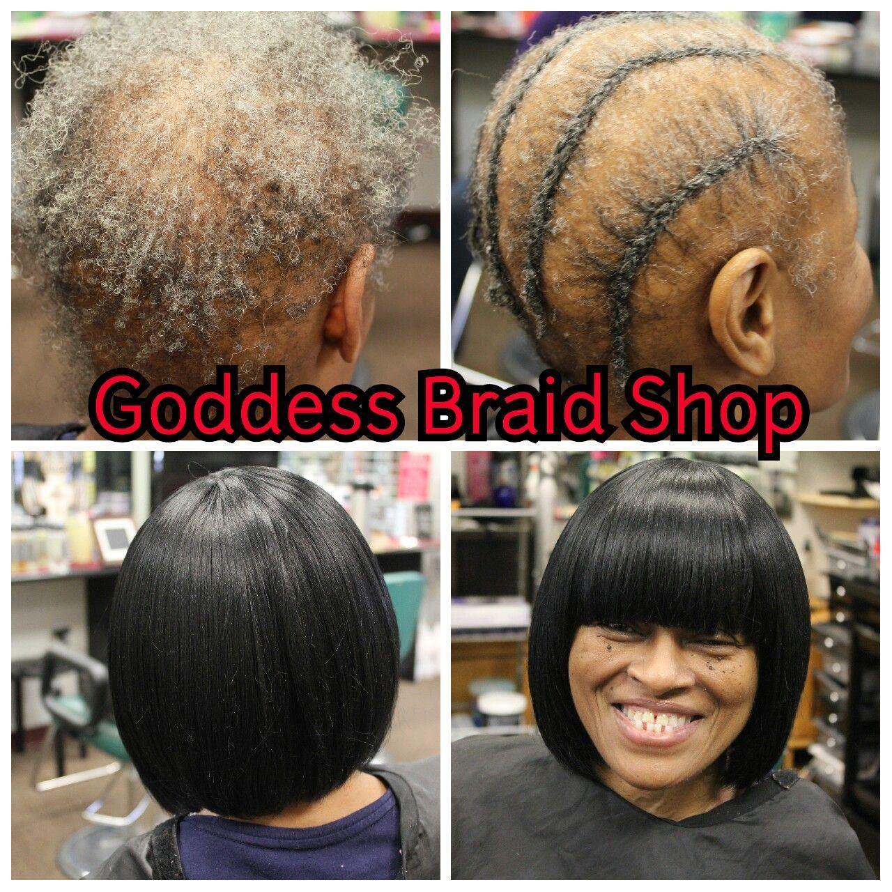 Happy Clients At Goddess Braid Shop Natural Hair Salon Medication Induced Alopecia Can Be Treated While Still Natural Hair Salons Goddess Braids Braid Shops