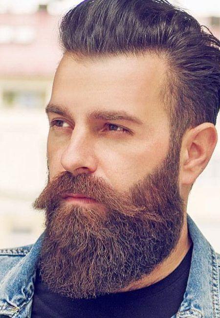 spesso gli Uomini stili di barba sono davvero versatile. Siamo già  SQ05