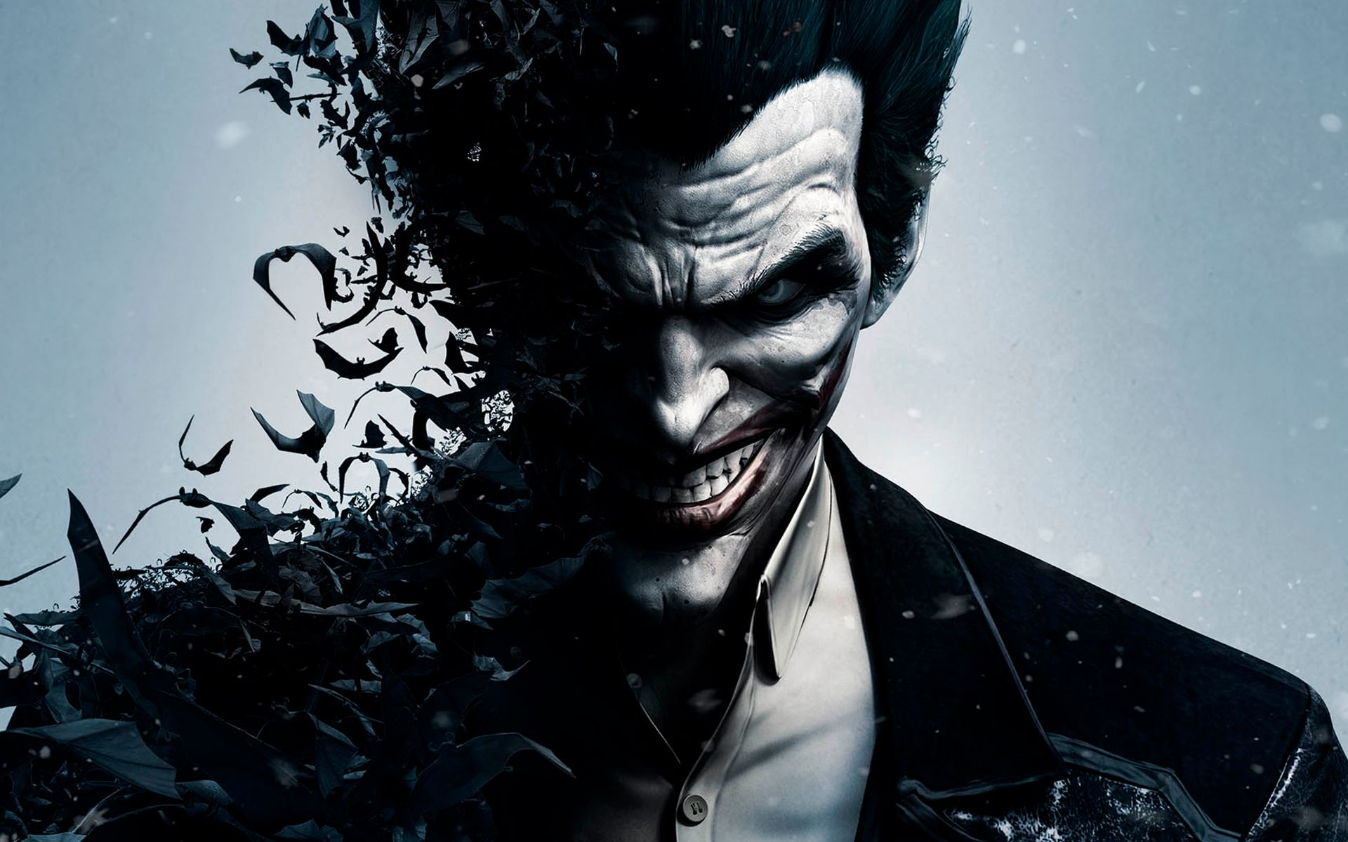 Amazing Joker Hd Wallpapers 1080p For Desktop Wallpapers With