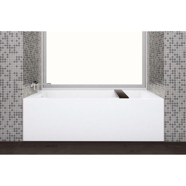 Palais Pedestal Tub   Traditional   Bathtubs   Restoration Hardware ❤ Liked  On Polyvore Featuring Bathroom