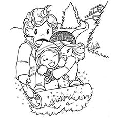 top 25 free printable winter coloring pages online with images  coloring pages winter
