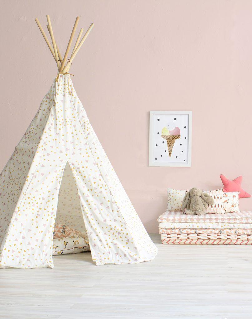 Tente Chambre Garcon tout mon prochain diy : le tipi enfant - inspirations et tutos - blog