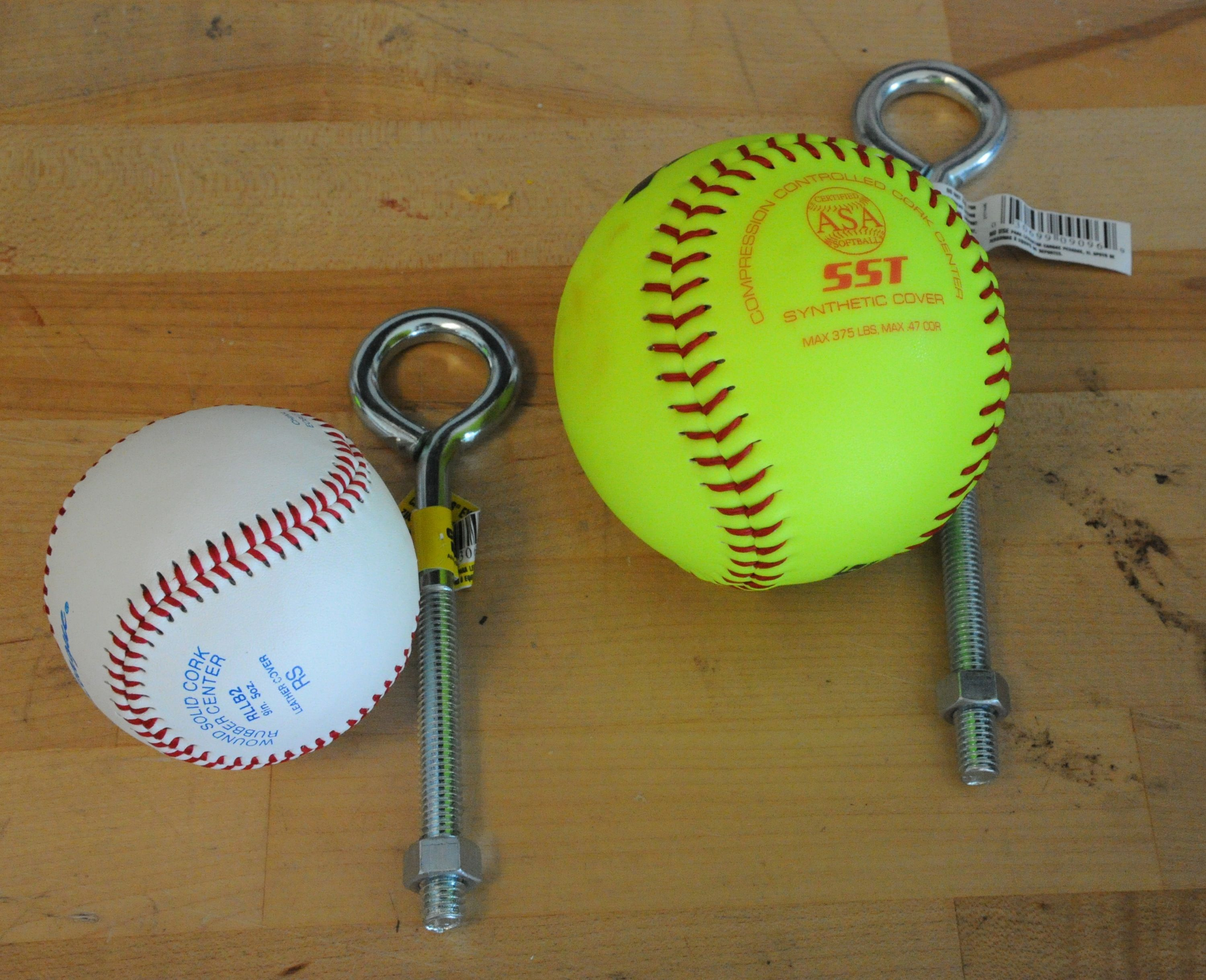 Gripping Equipment How To Make Baseball Softball