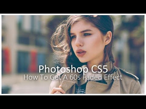 17 Amazing Photoshop Effect Tutorials On Youtube Filtergrade Photoshop Retro Photoshop Color Photoshop