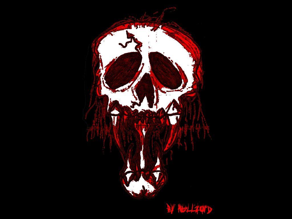 skulls evil   Evil Blo...