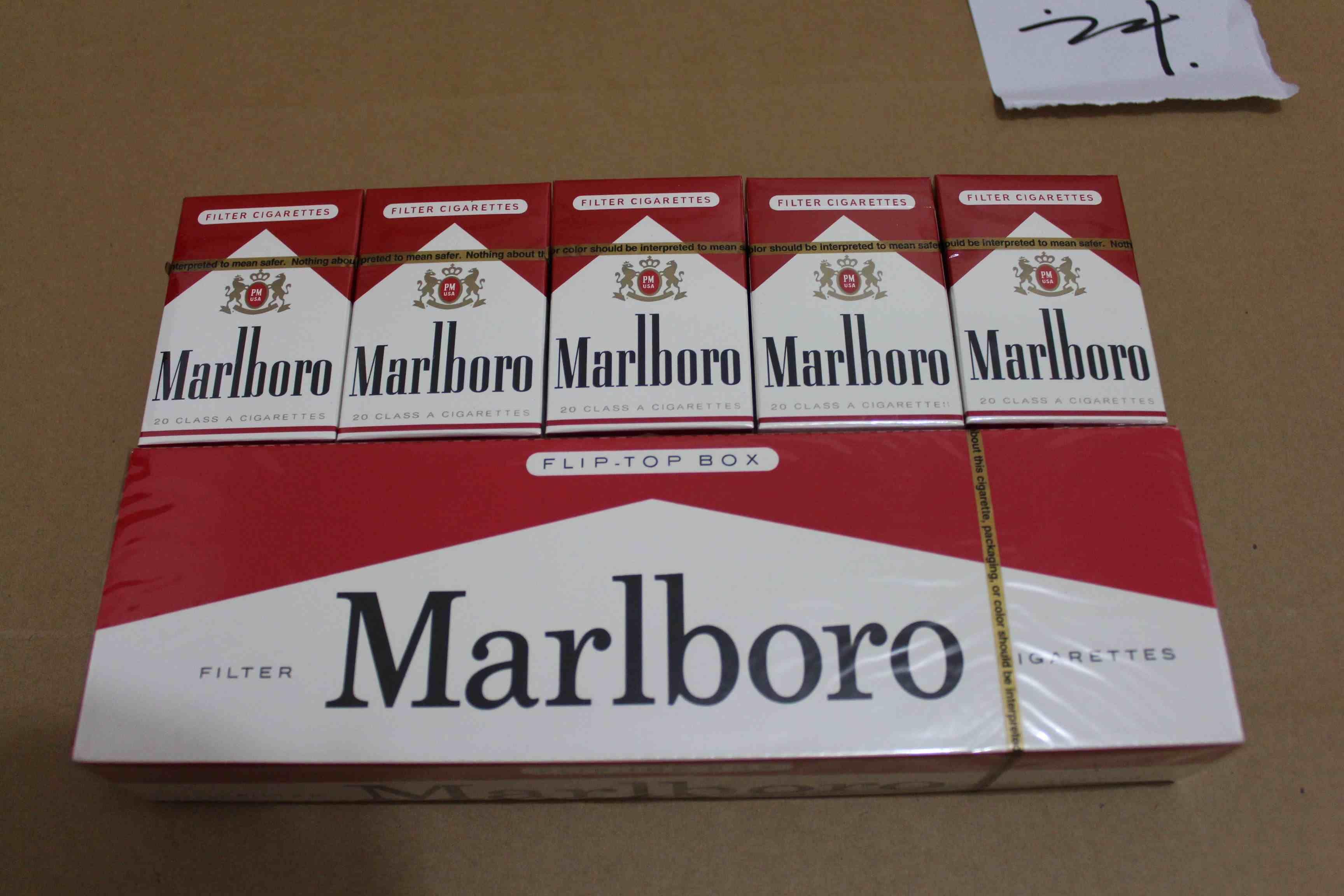 President cigarettes buy in London