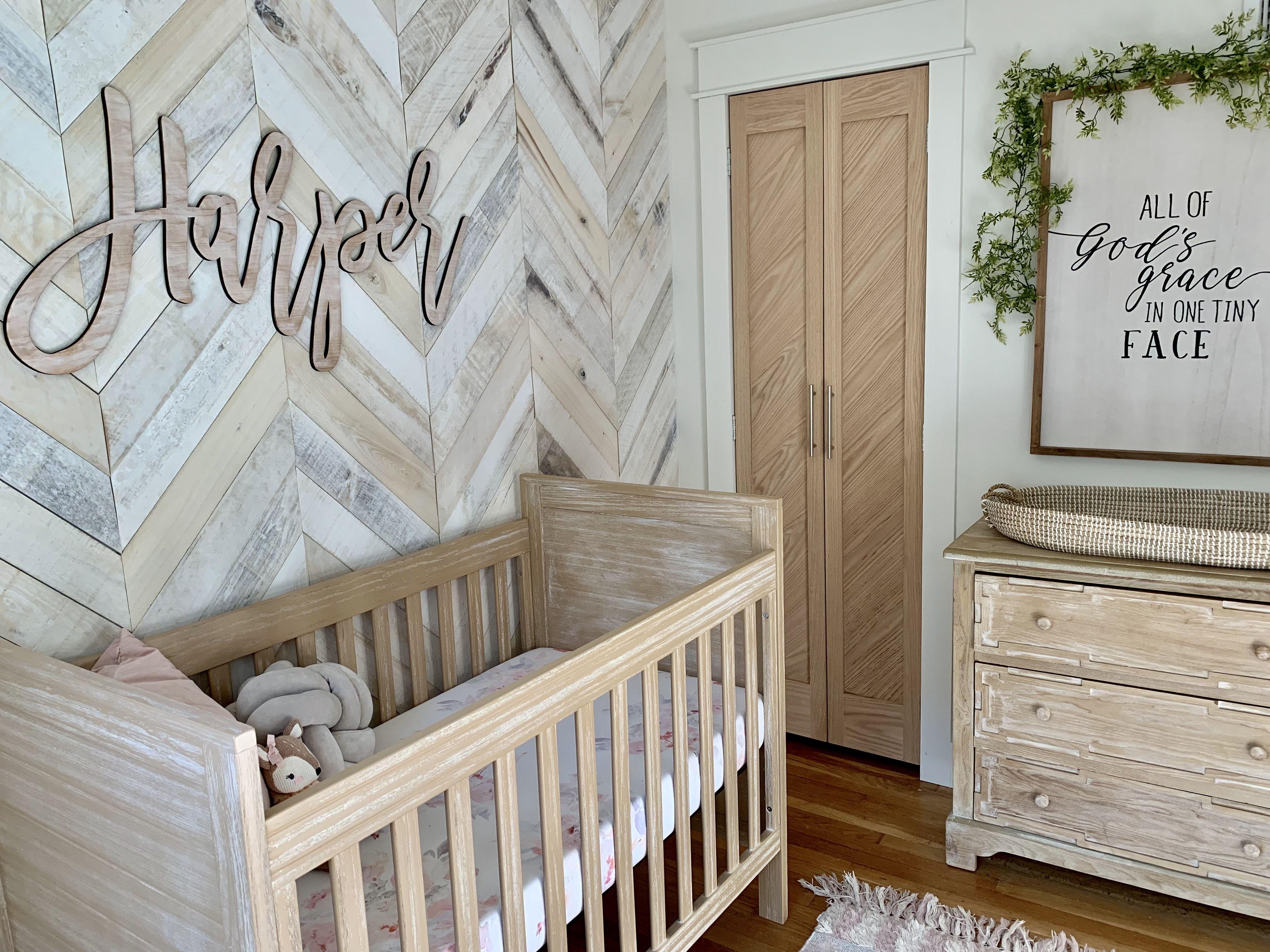 White Washed Wood Nursery Wood Nursery Whitewash Wood White Walls